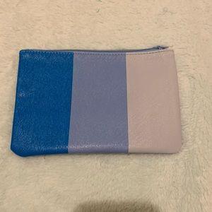 Other - Ispy blue makeup bag